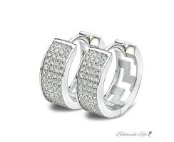 Silber ohrringe  Silber Ohrringe und Creolen aus Silber online kaufen im Schmuckkästch