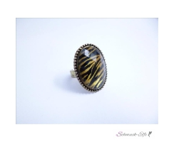 hot Tiger vintage Ring