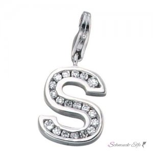 925 Silber Charms