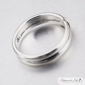 Rings with Engraving