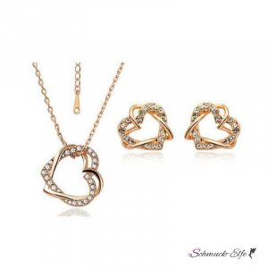 Gold Schmuck-Sets
