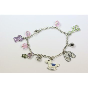 Bettel Armband  little Princess  im  Organza Beutel