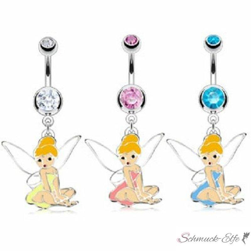 Bauchnabel Piercing Elfe 316 L Chirurgen Stahl ...