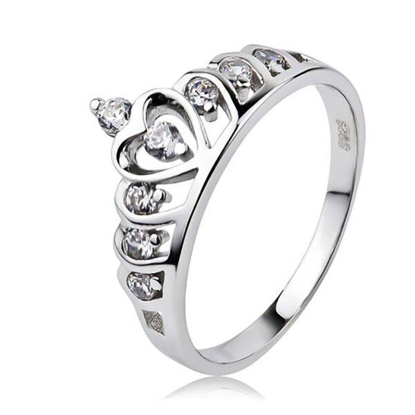Größenauswahl 925 ECHT SILBER *** Rose Ring