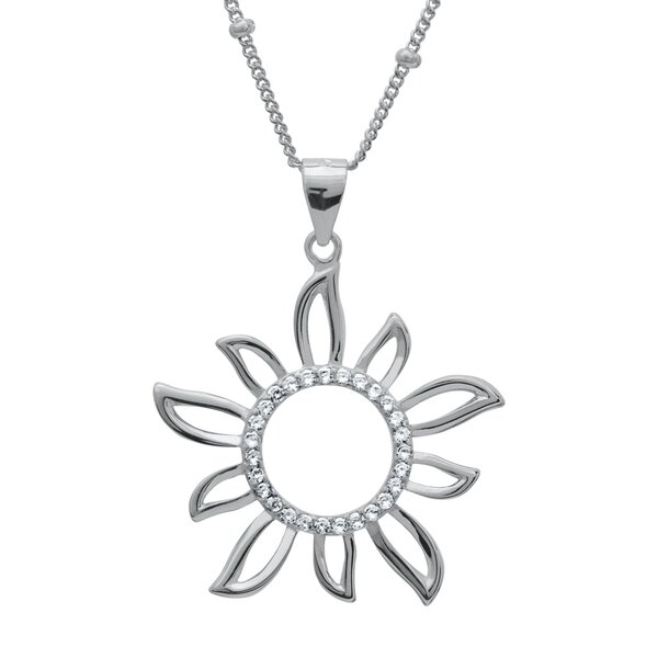 Necklace Sol Miracle 925 silver