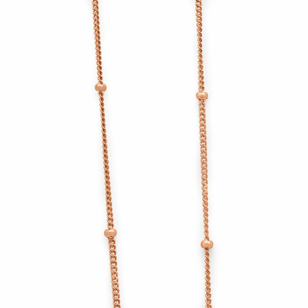 Necklace Sol Summer Breeze 925 Silver rosegold