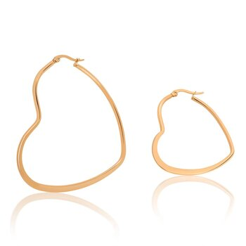 Hoops Heart Crush rosegolden